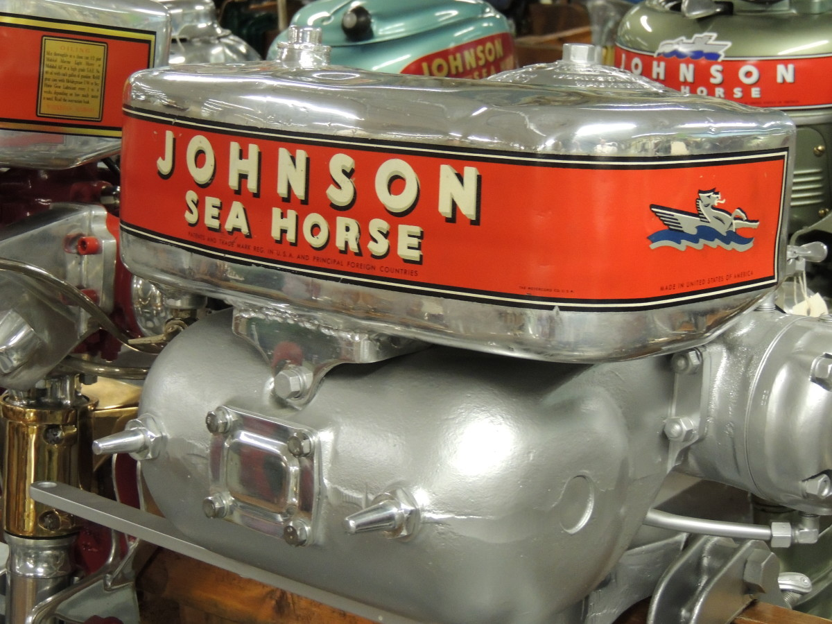 Johnson Seahorse