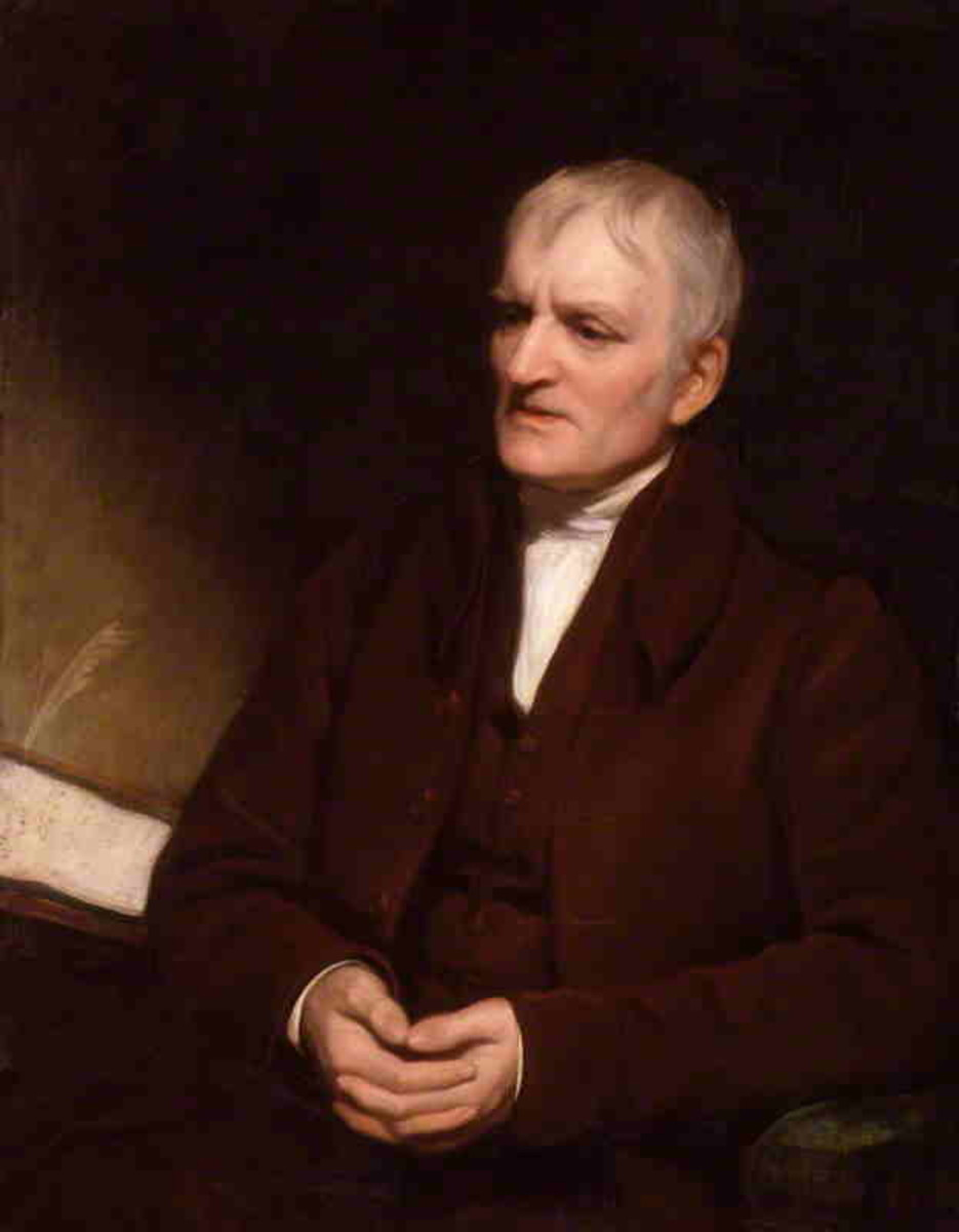 John Dalton (6 September 1766 – 27 July 1844) was an English chemist, meteorologist and physicist  best known for his pioneering work in the development of modern atomic theory,