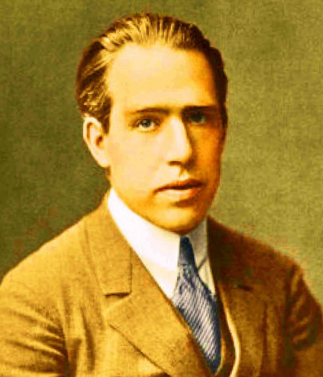 Niel Bohr (1885 –  1962) was a Danish physicist known for his  foundational contributions to further understanding of the  atomic structure and quantum theory.