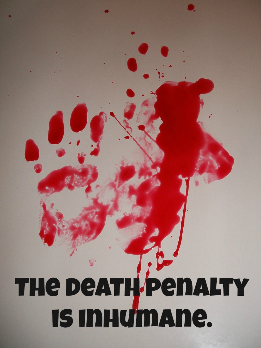 The United States has blood on its hands with every execution.