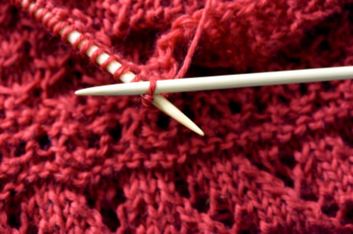 More Knitting Basics Explained