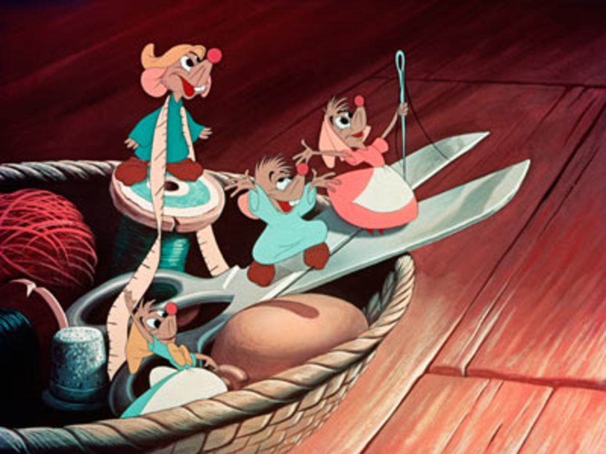 """Leave the Sewing to the Women"": Gender Roles in Disney's Princess Films (Part 1)"