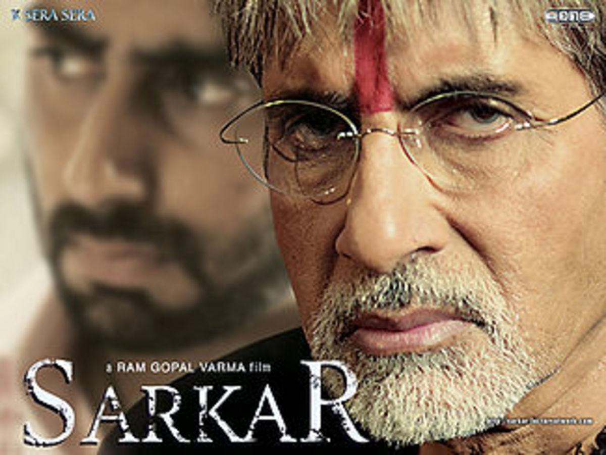 Sarkar Theatrical Poster