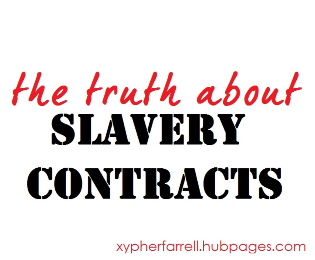 The Truth About Slavery Contracts of Idols Part 1