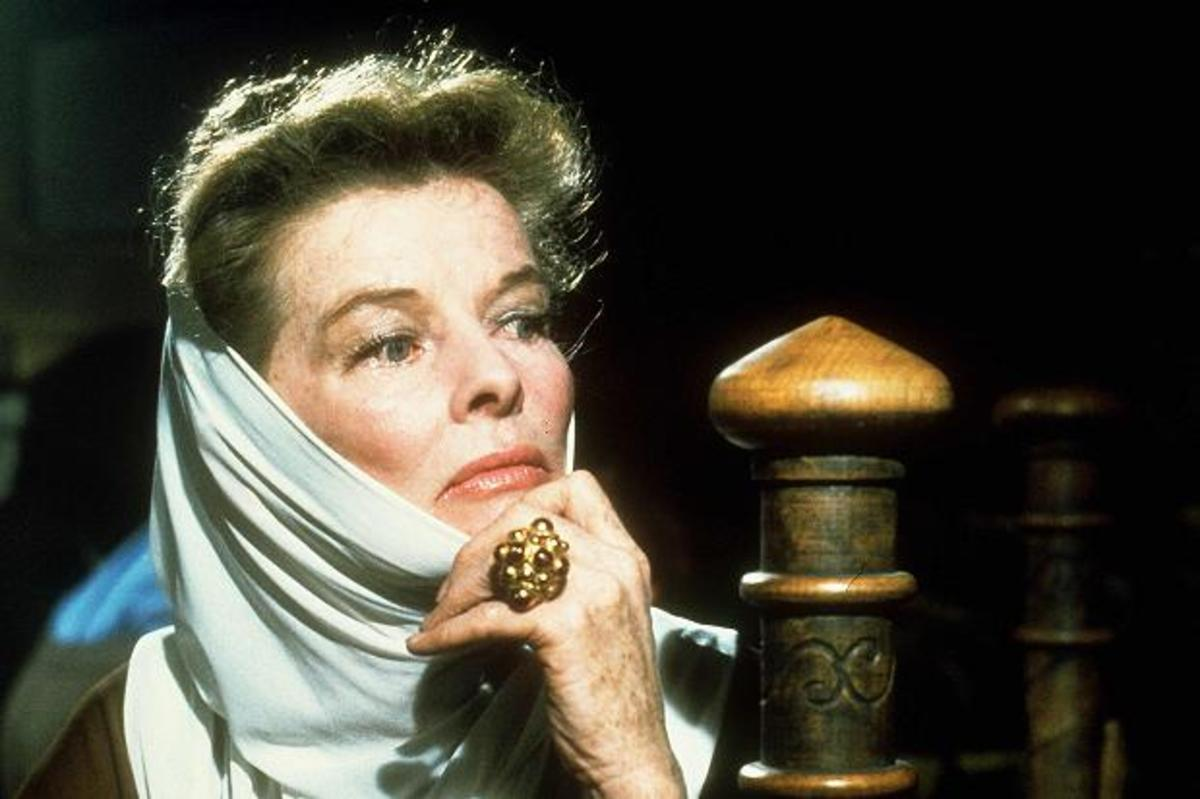 Eleanor of Aquitaine (Katharine Hepburn)