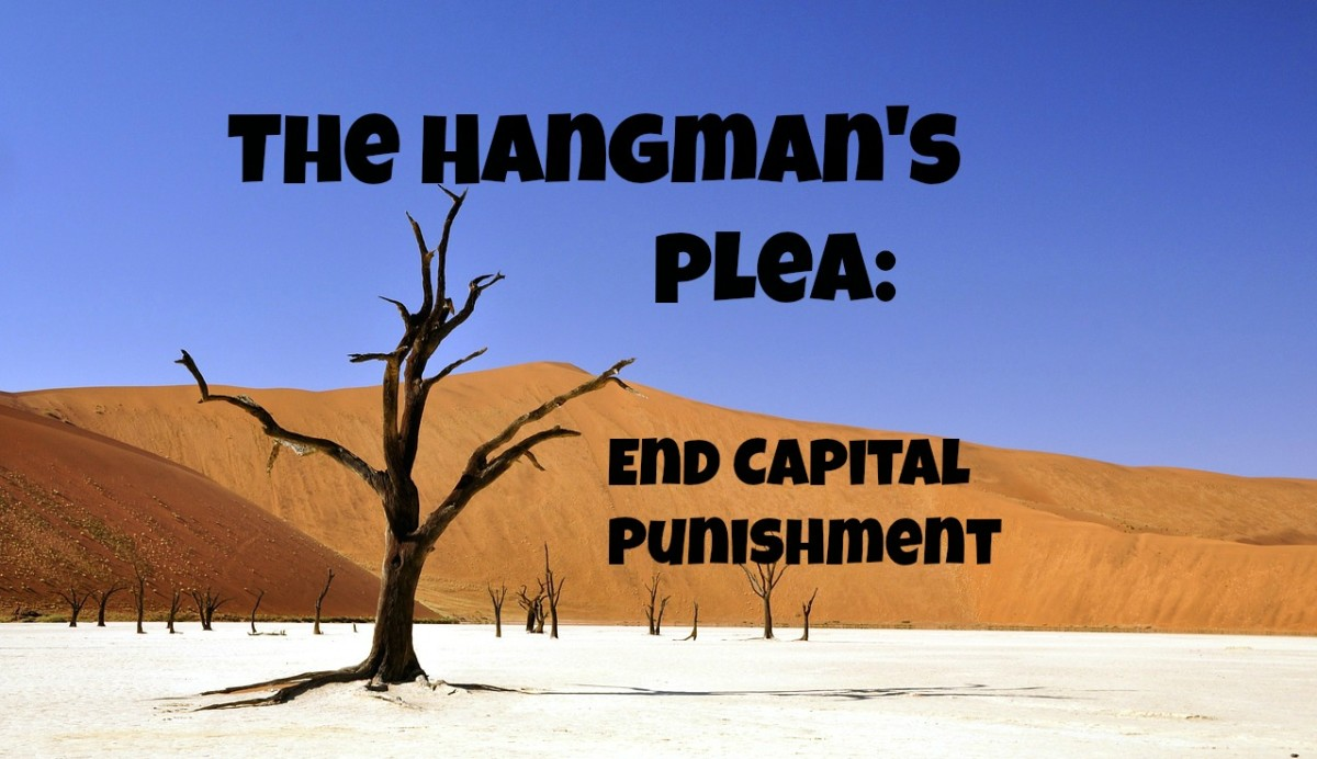 The Hangman's Plea: End Capital Punishment