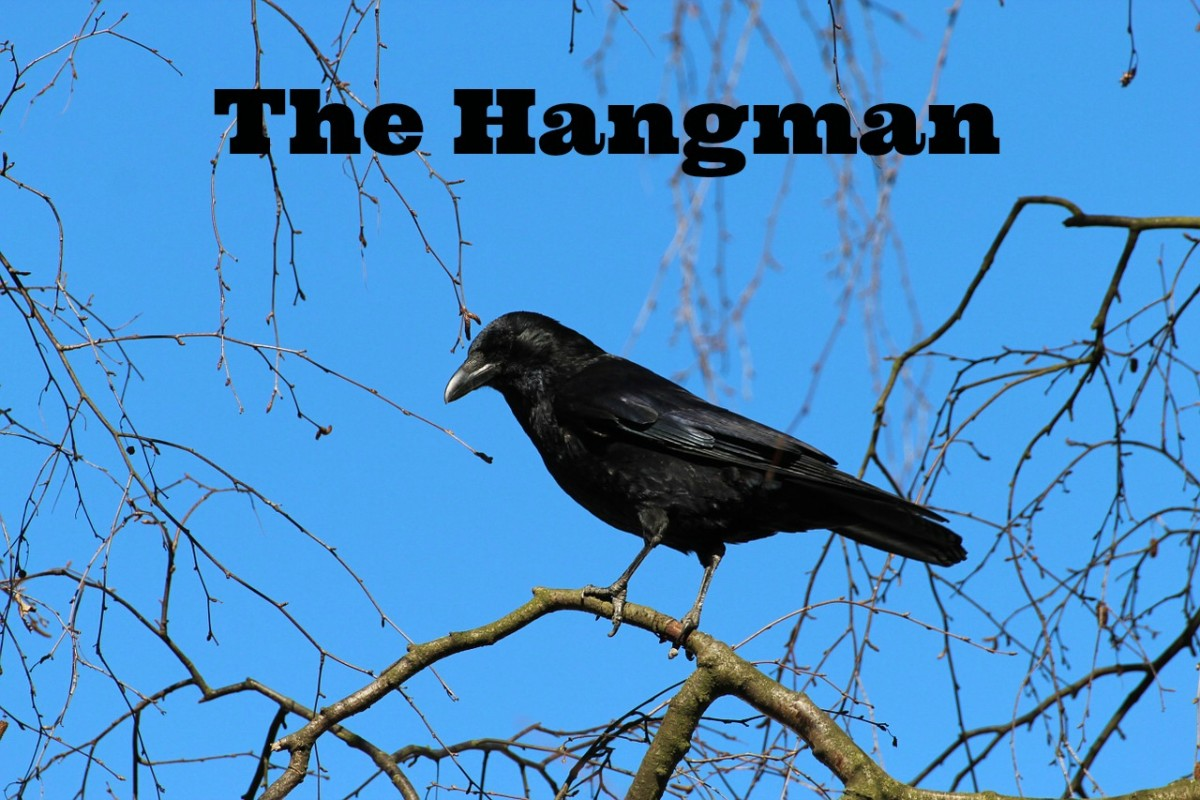 """The Hangman"" is poem about Albert Pierrepoint's life as an executioner."