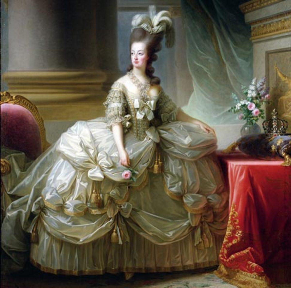 Queen of France, Marie Antoinette