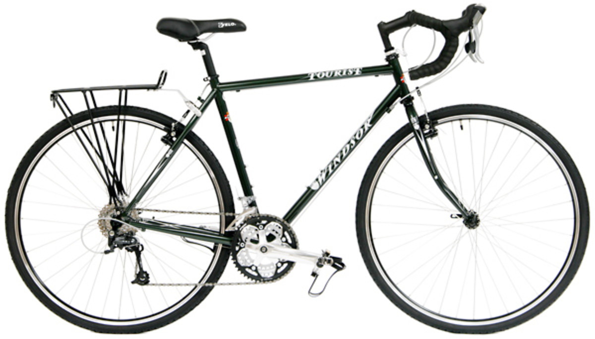 This is a budget item. I can't claim to know the quality but I've read of folks doing cross America tours with this bike.