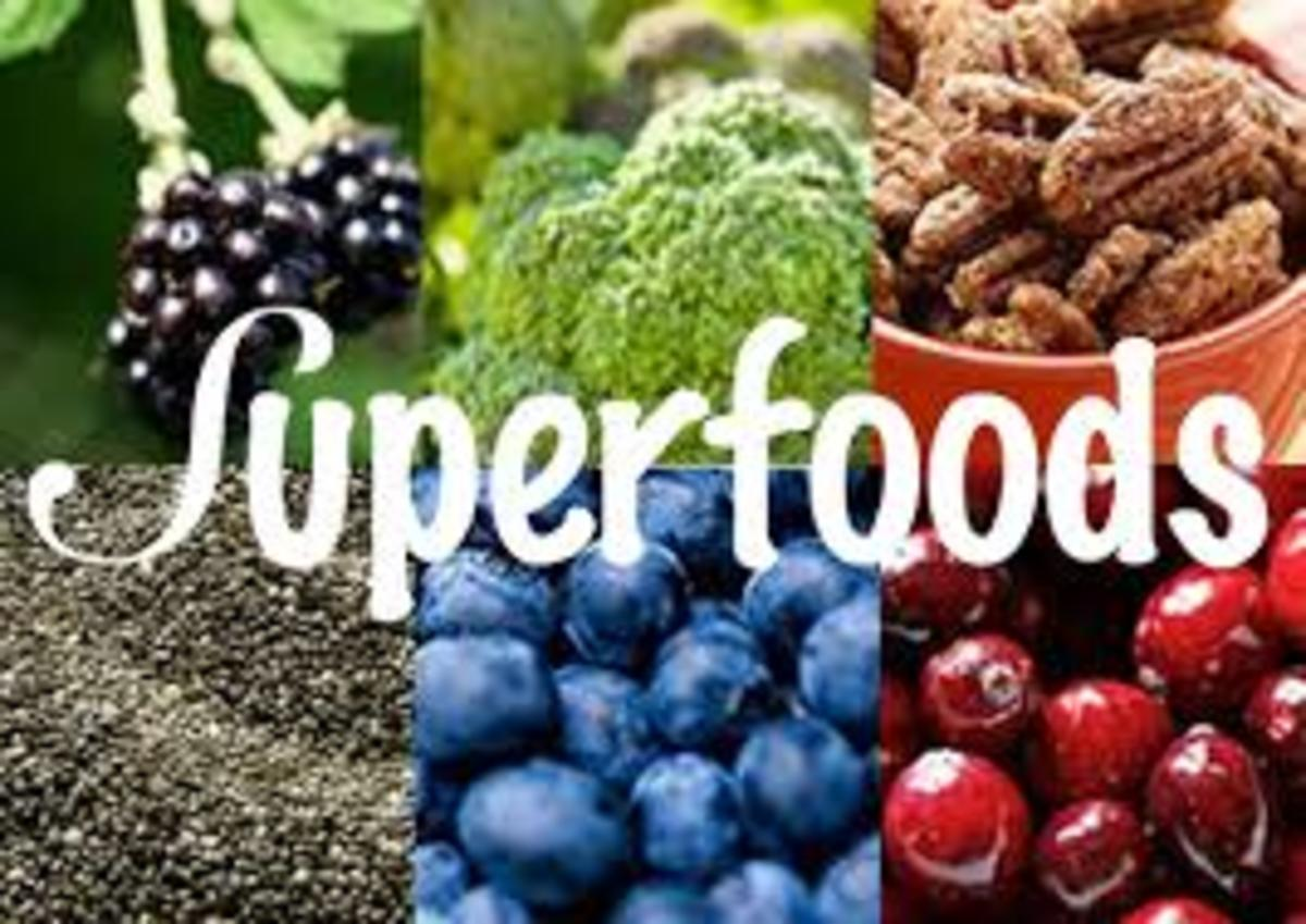 Nourish your body with natural food packed with vitamins, minerals, and antioxidants.