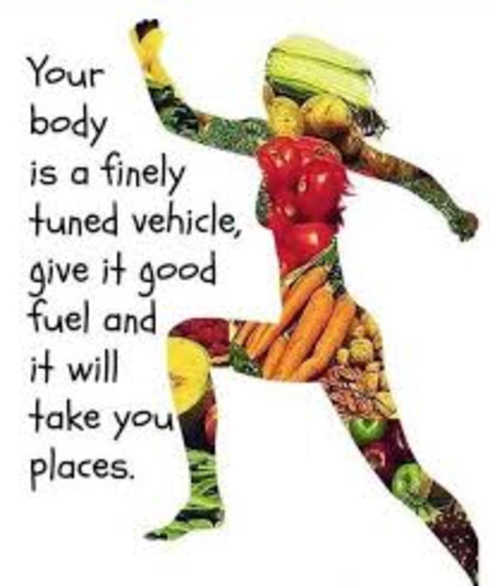 Every living thing must have food for growth, energy, maintenance, repair and efficient functioning.