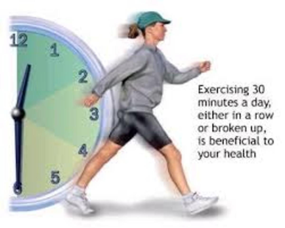 Walking is man's best medicine. Hippocrates