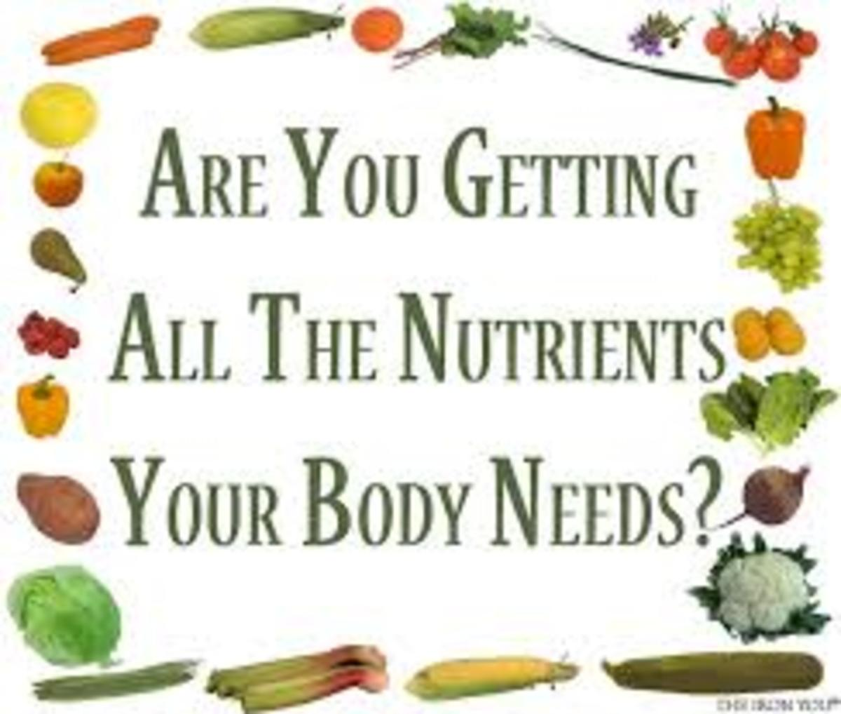 Eating a balanced diet is essential for the efficient functioning of the body.