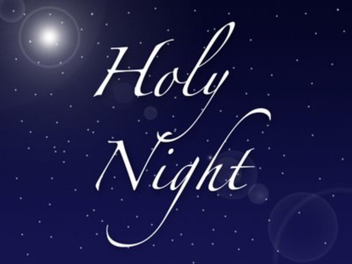 Easy Guitar Christmas Songs • Oh Holy Night • Arpeggios, Chords, Melody, Tab, Videos, Guitar Duet.