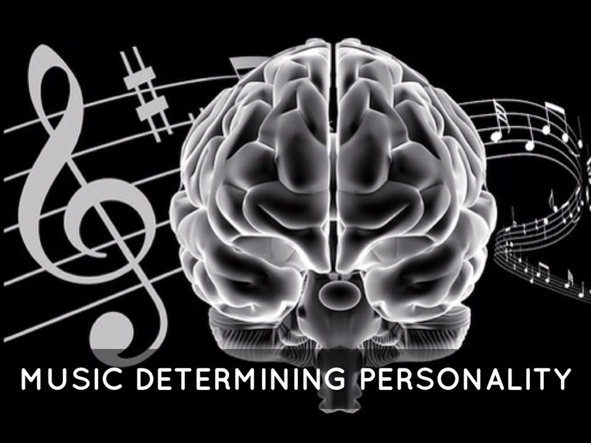 Music and Personality they go hand and hand