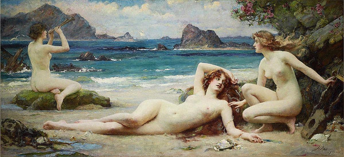 Henrietta Rae (1859–1928) PD-art-100