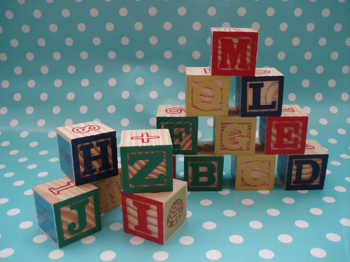 Building Blocks in Child Development