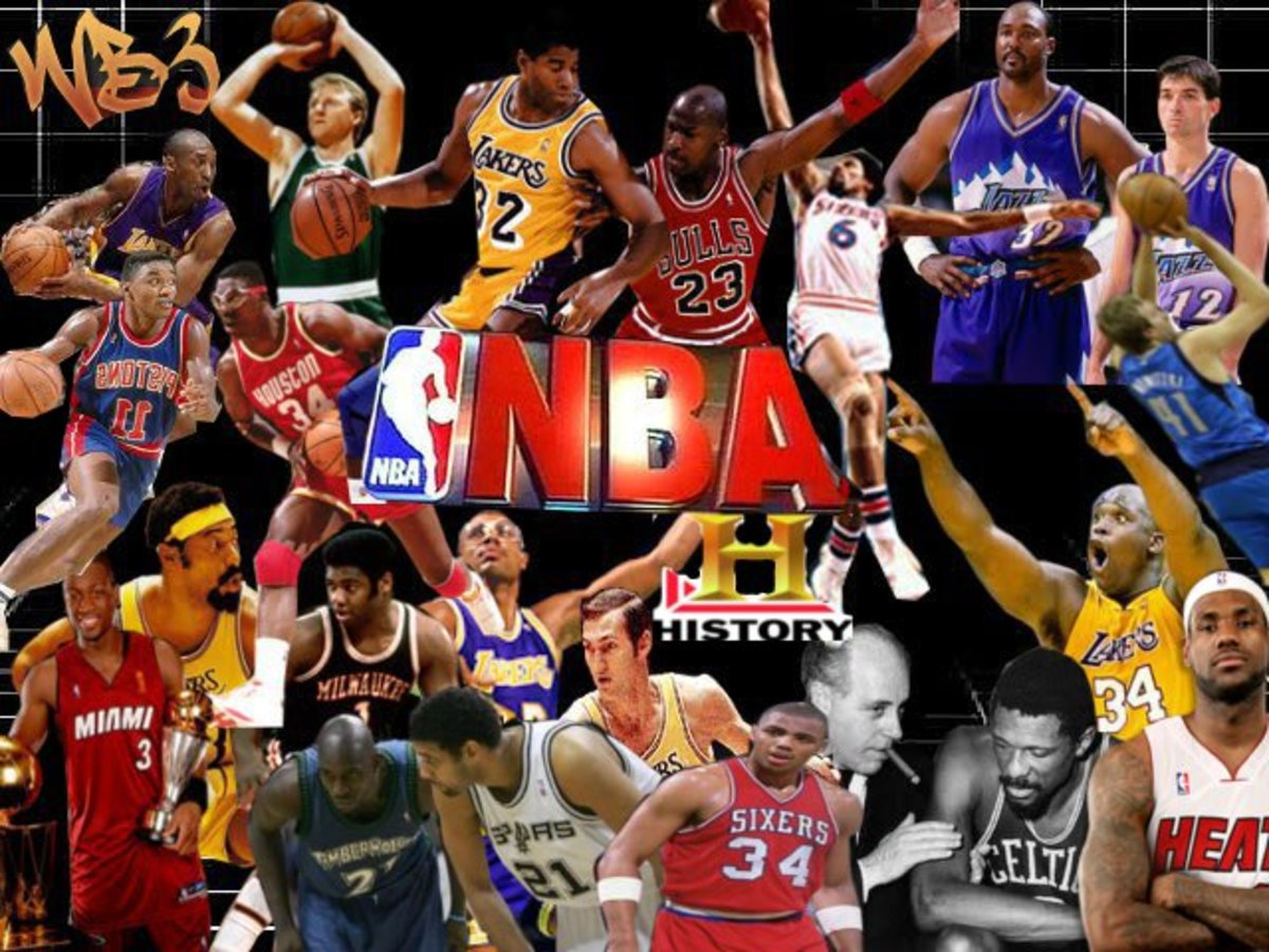 Who are the best of all time?