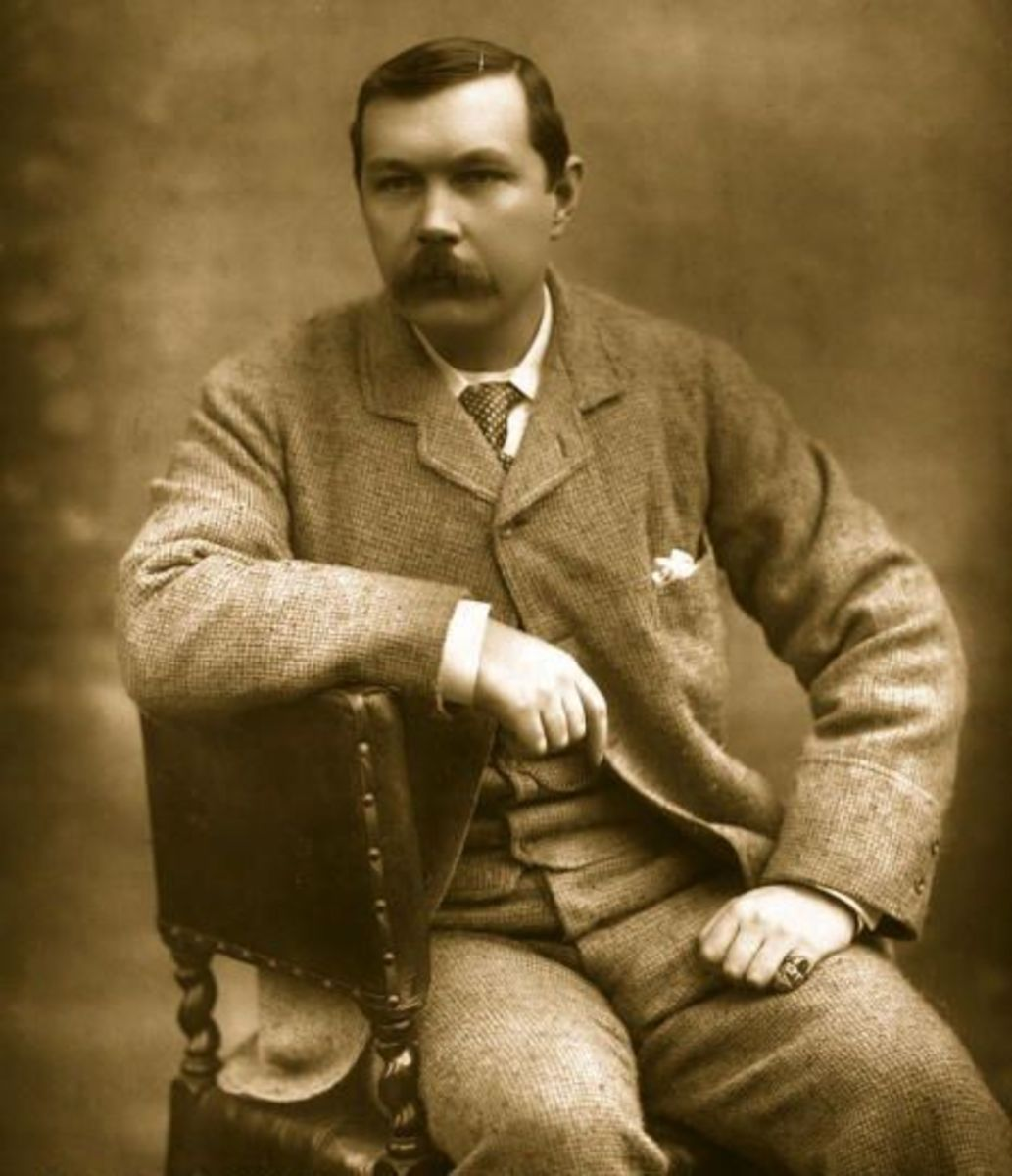 Interesting and Strange Facts about Sir Arthur Conan Doyle