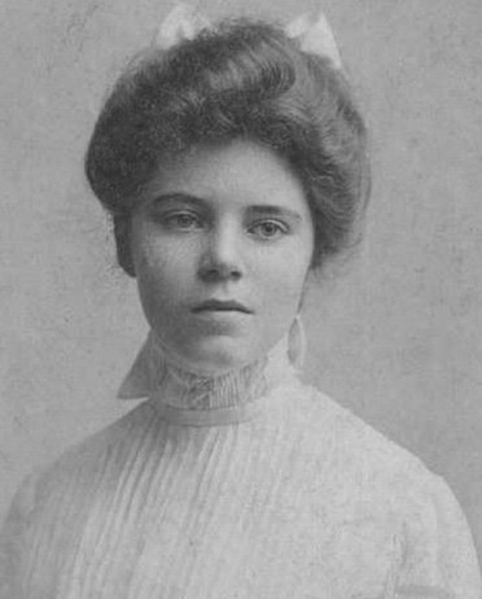Alice Paul Leader Of The Women's Party