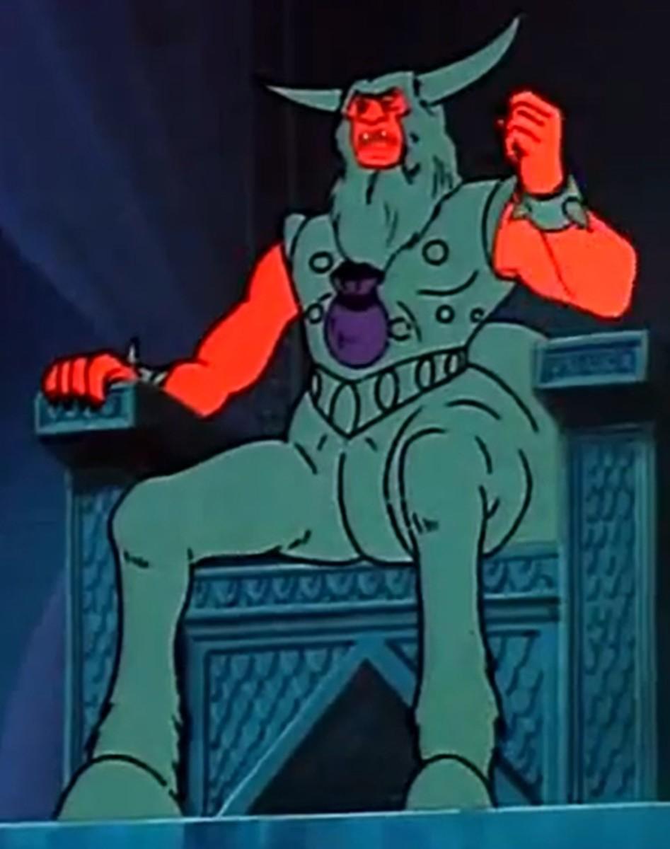Original villain.