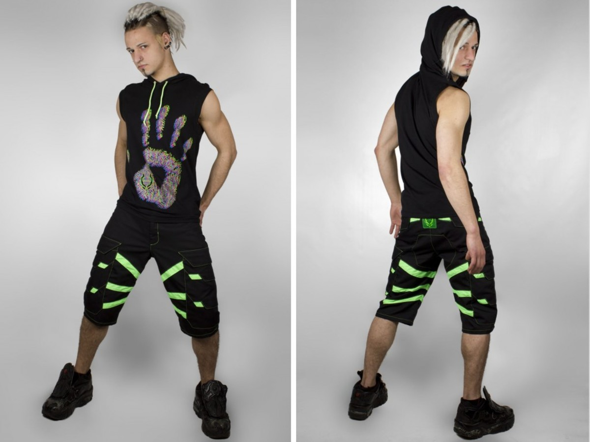 Then and Now: Rave Fashion Trends