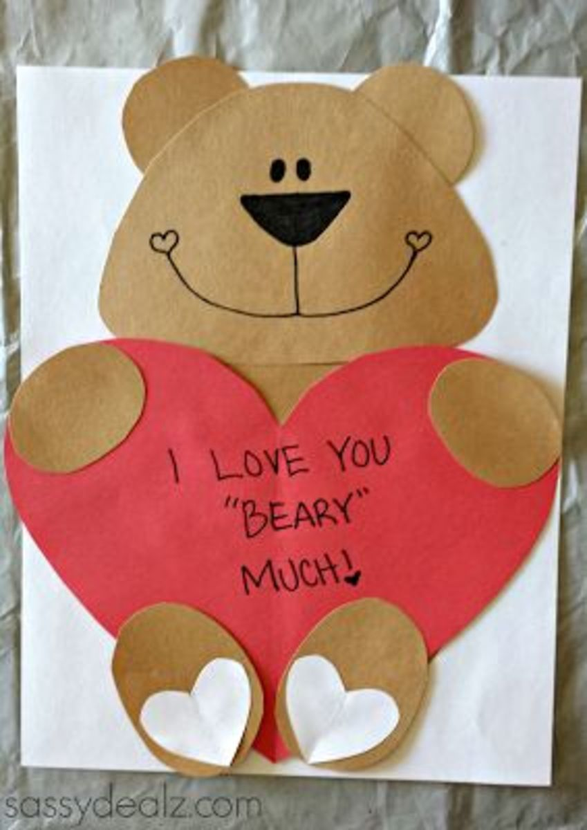 Click Pick for 23 Fun Valentines Day Crafts for Kids to Make | DIY Valentines Gifts for Kids to make