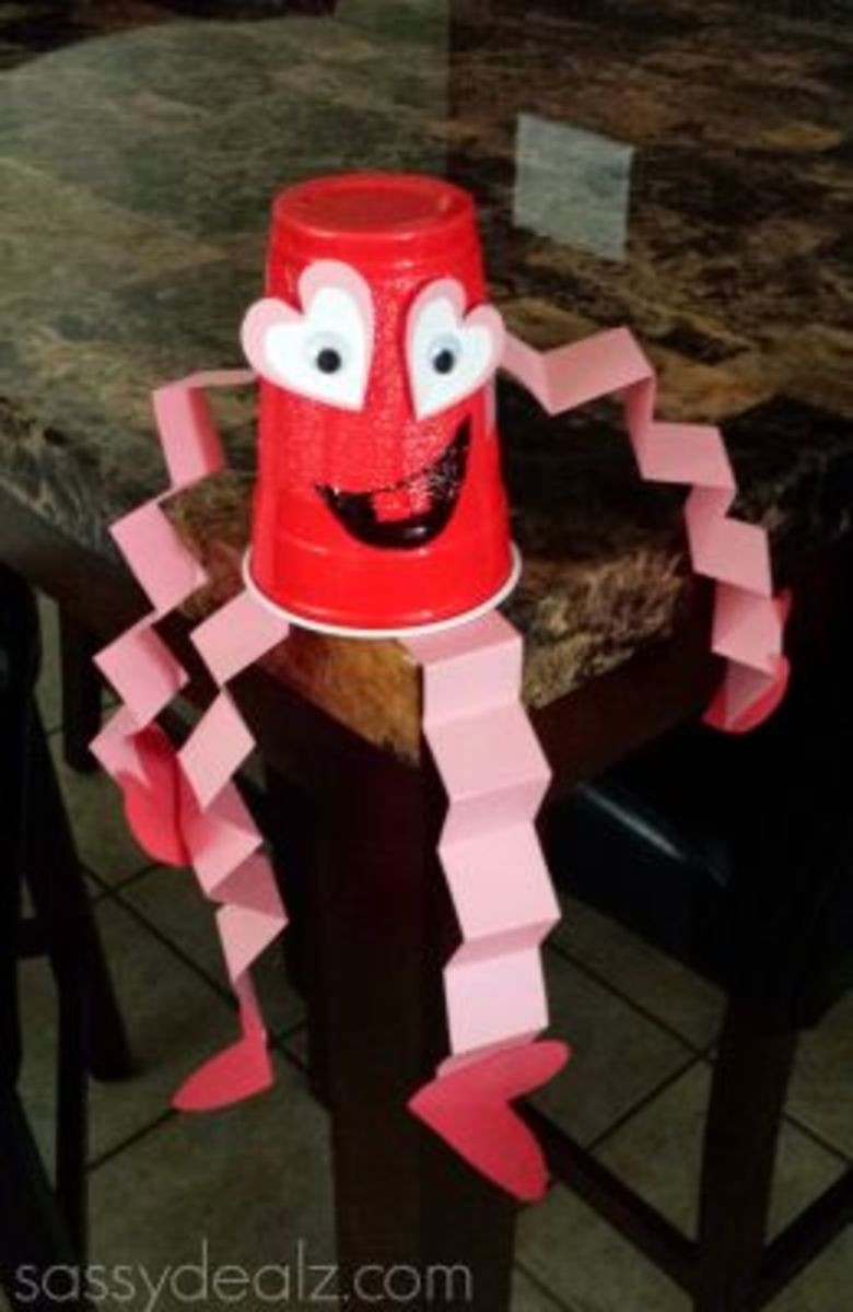 Click Pick for 23 Fun Valentines Day Crafts for Kids to Make   DIY Valentines Gifts for Kids to make