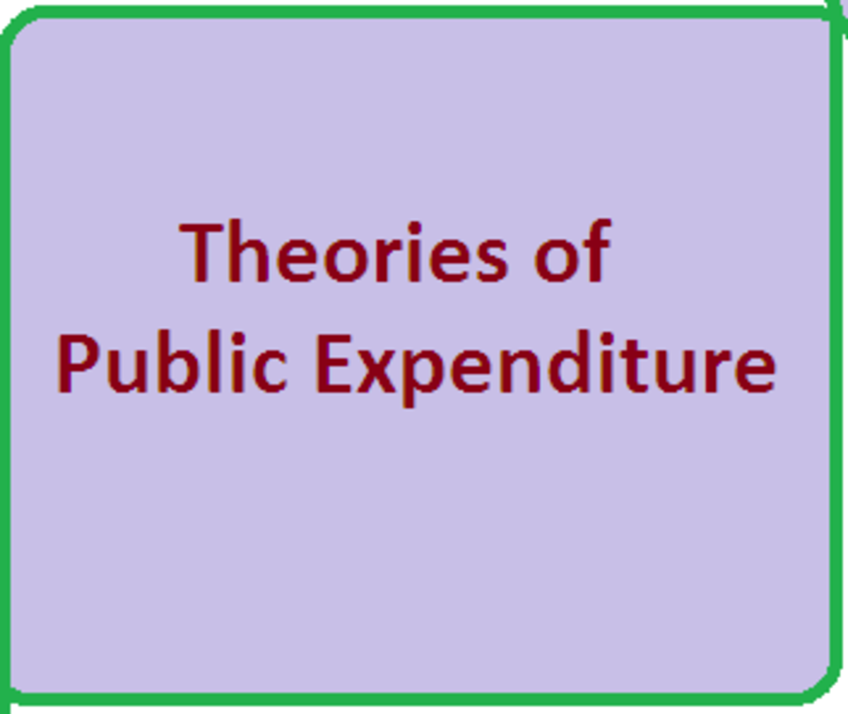 theories-of-public-expenditure