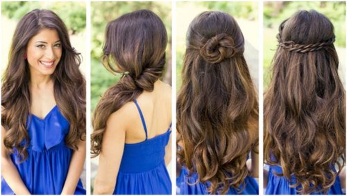 Quick Curly Hairstyles