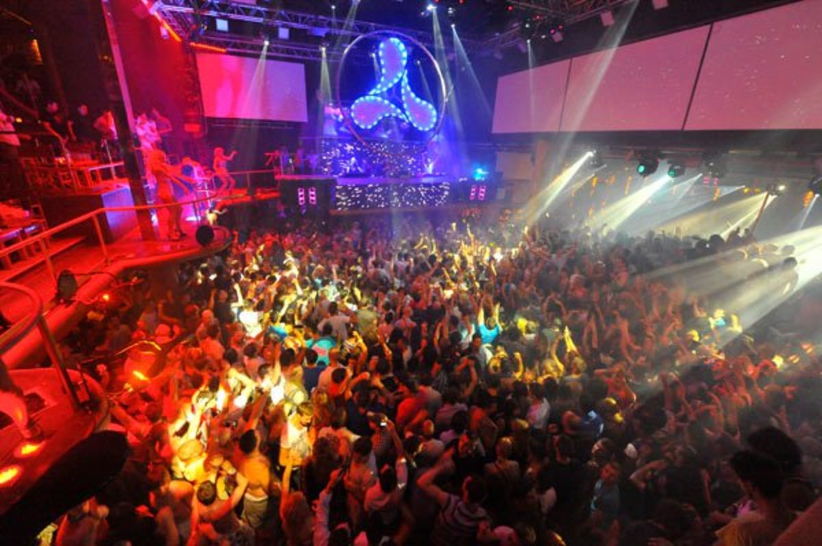 Spain's Nightlife! Ibiza