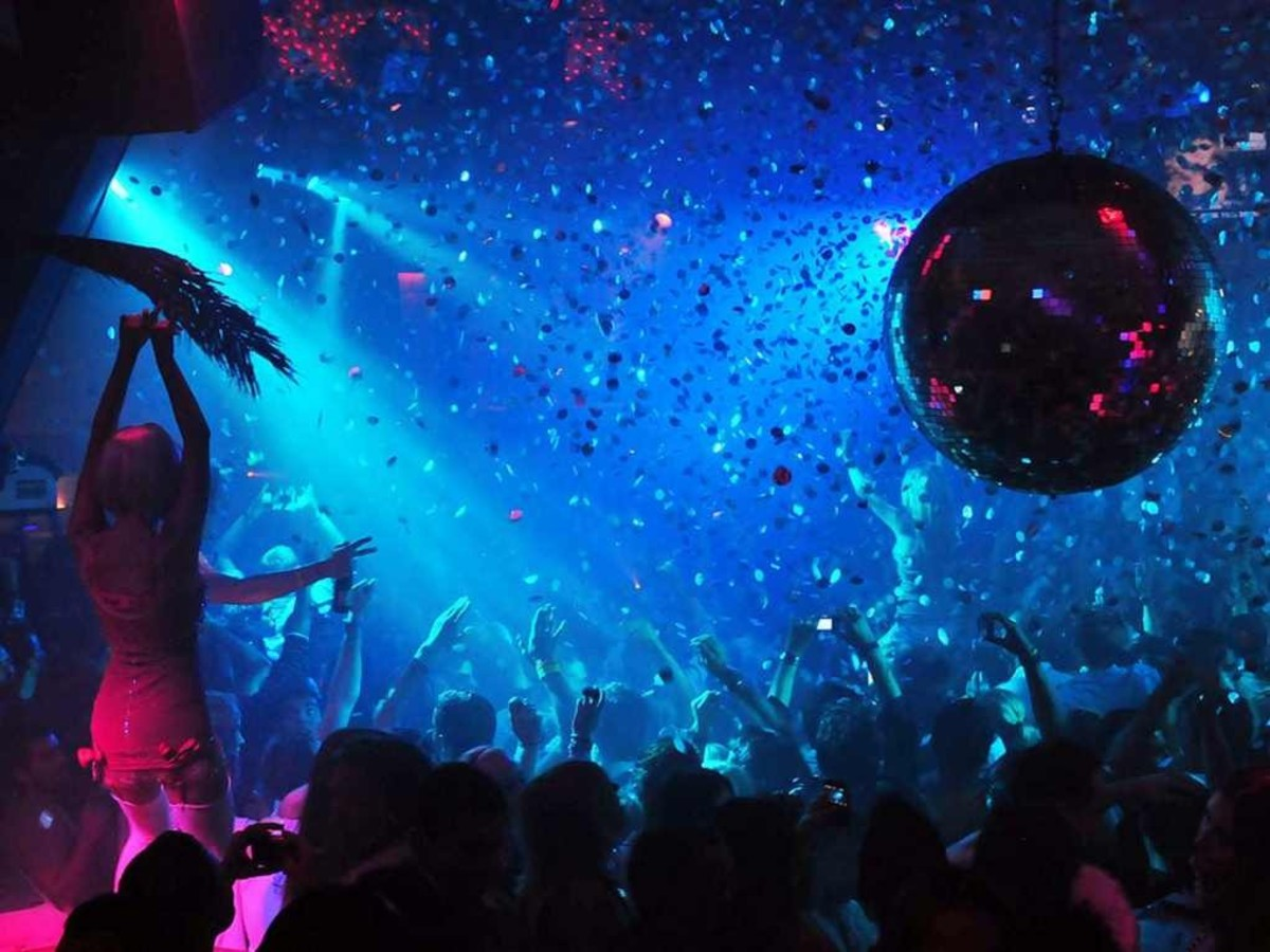 Spain's Nightlife! Barcelona