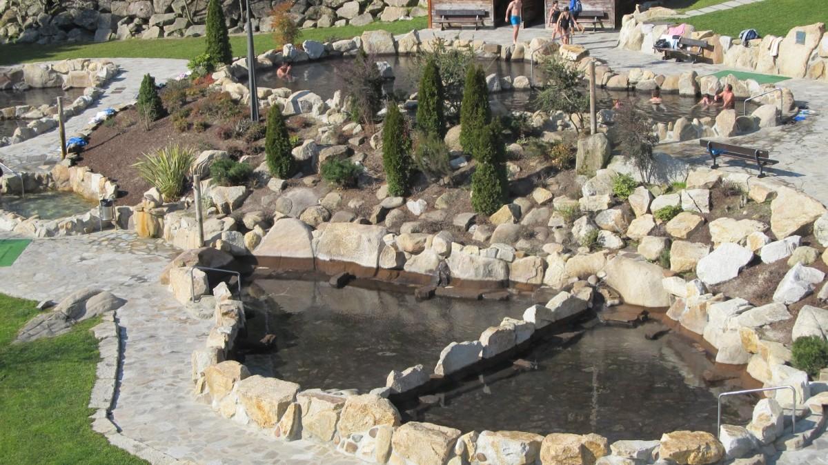 Springs of Galicia