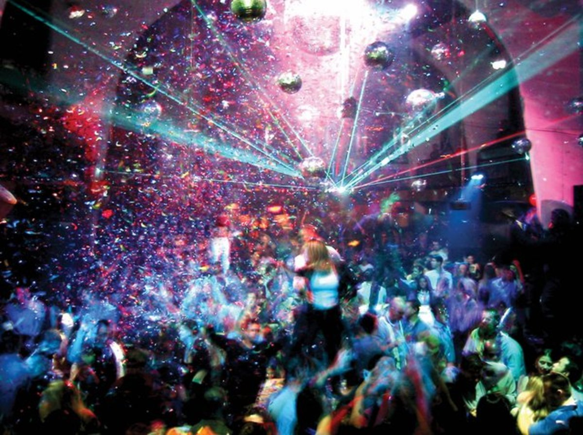 Spain's Nightlife! Magaluf