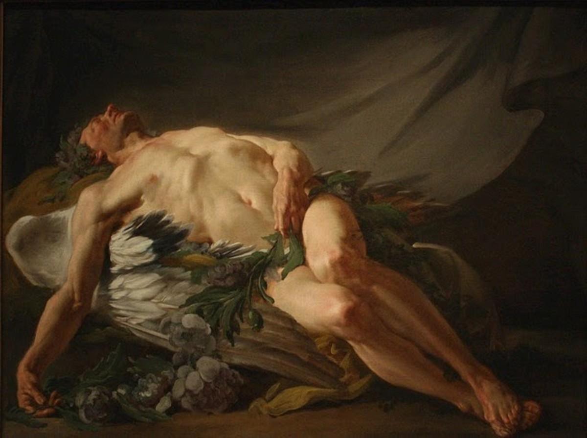 The God Morpheus in Roman Mythology