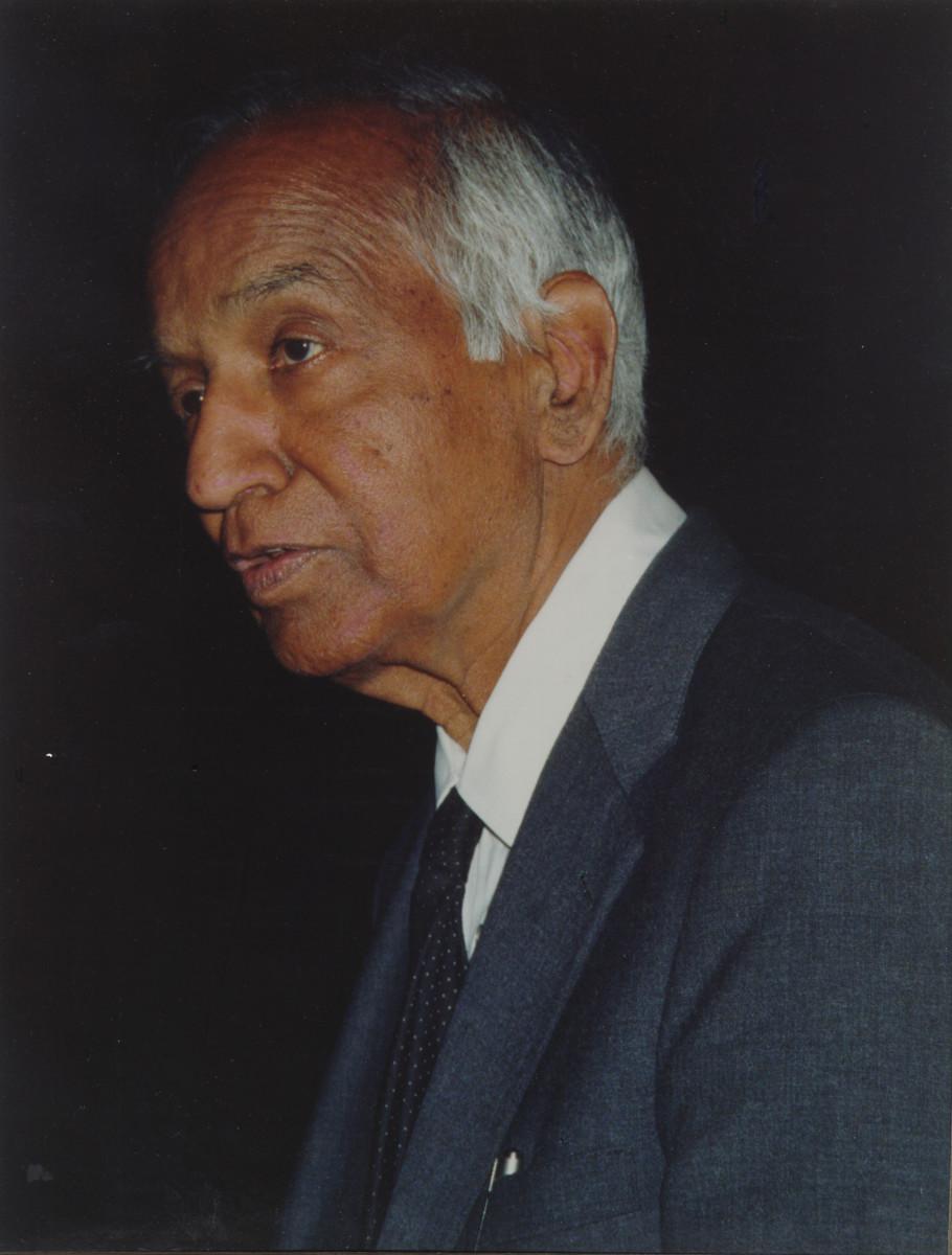 Subramanyan Chandrashekar