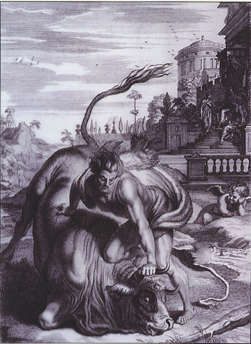 The engraving was created by B. Picart in 1731 PD-life-70