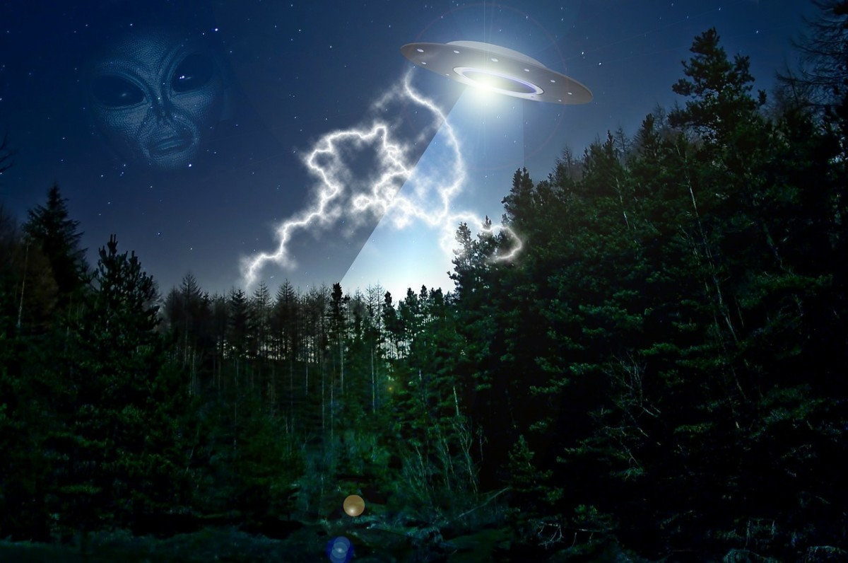 The Biblical Elohim were a Race of Extraterrestrial Extradimensional Aliens