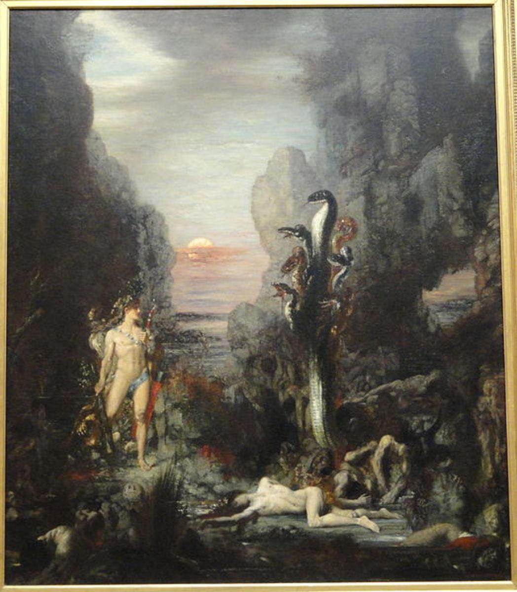 Gustave Moreau (1826–1898) PD-art-100