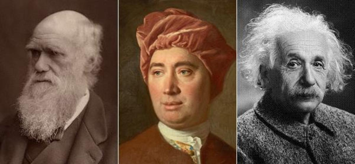 Charles Darwin, David Hume, and Albert Einstein. Some of the greatest thinkers and scientists of the modern era were agnostic about God.