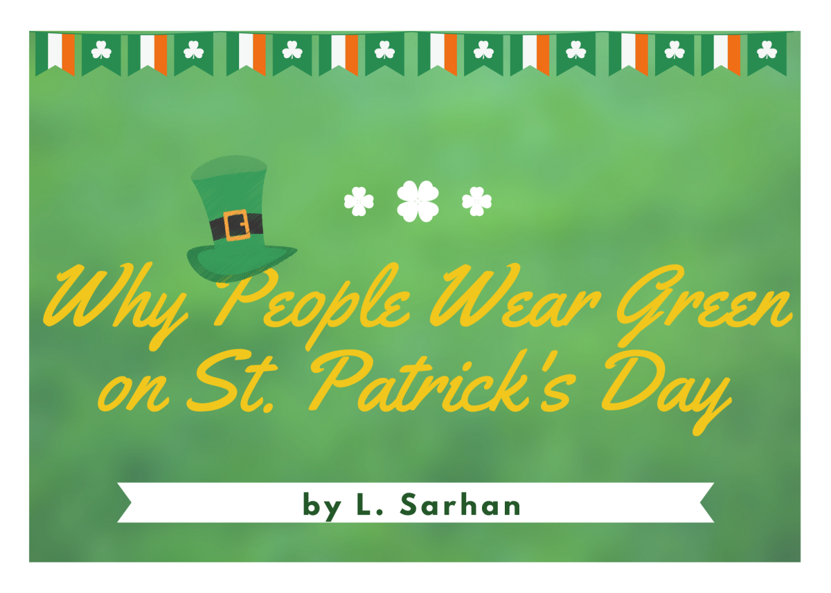 Why People Wear Green on St. Patrick's Day