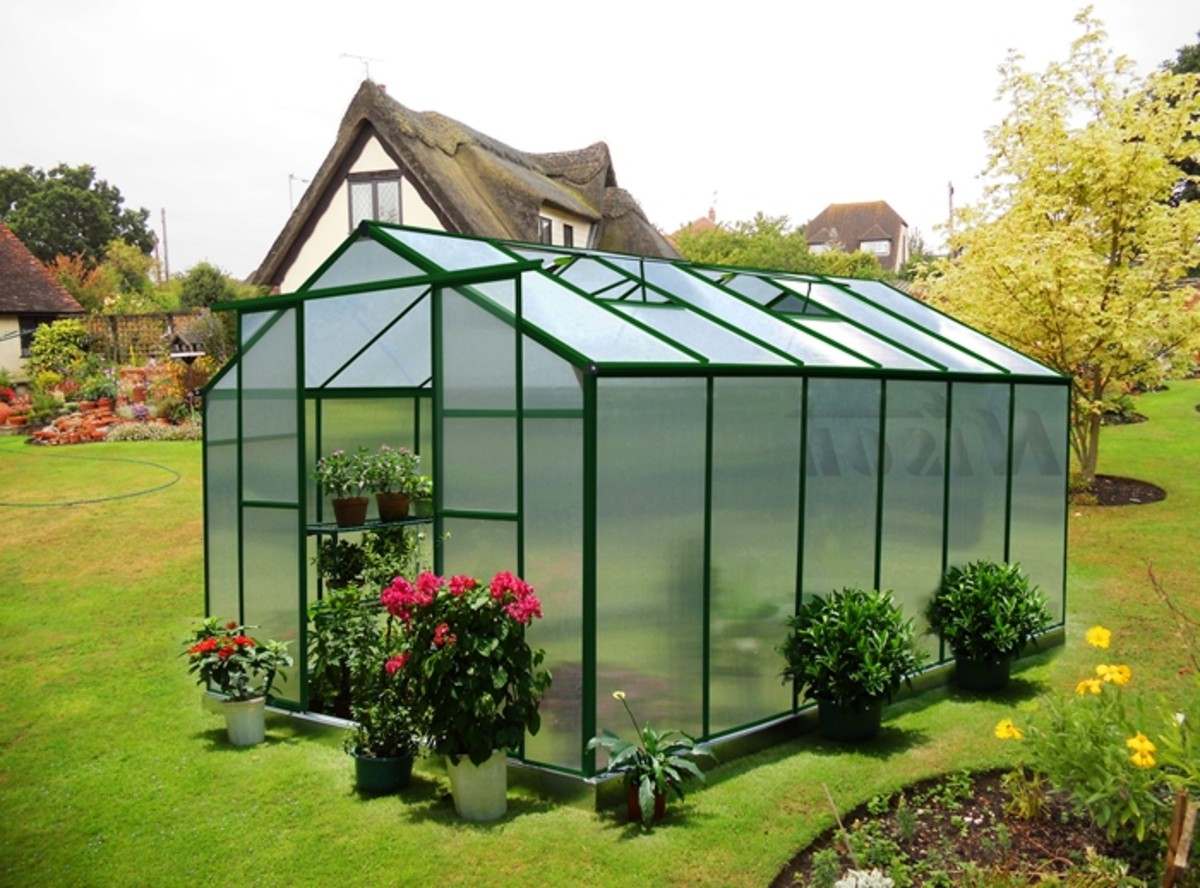 Little greenhouse for sale