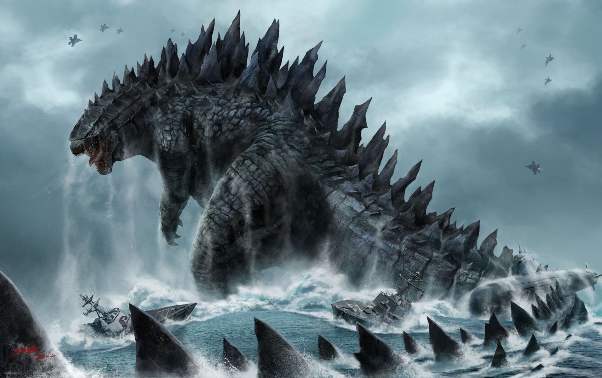 Godzilla, King of Monsters