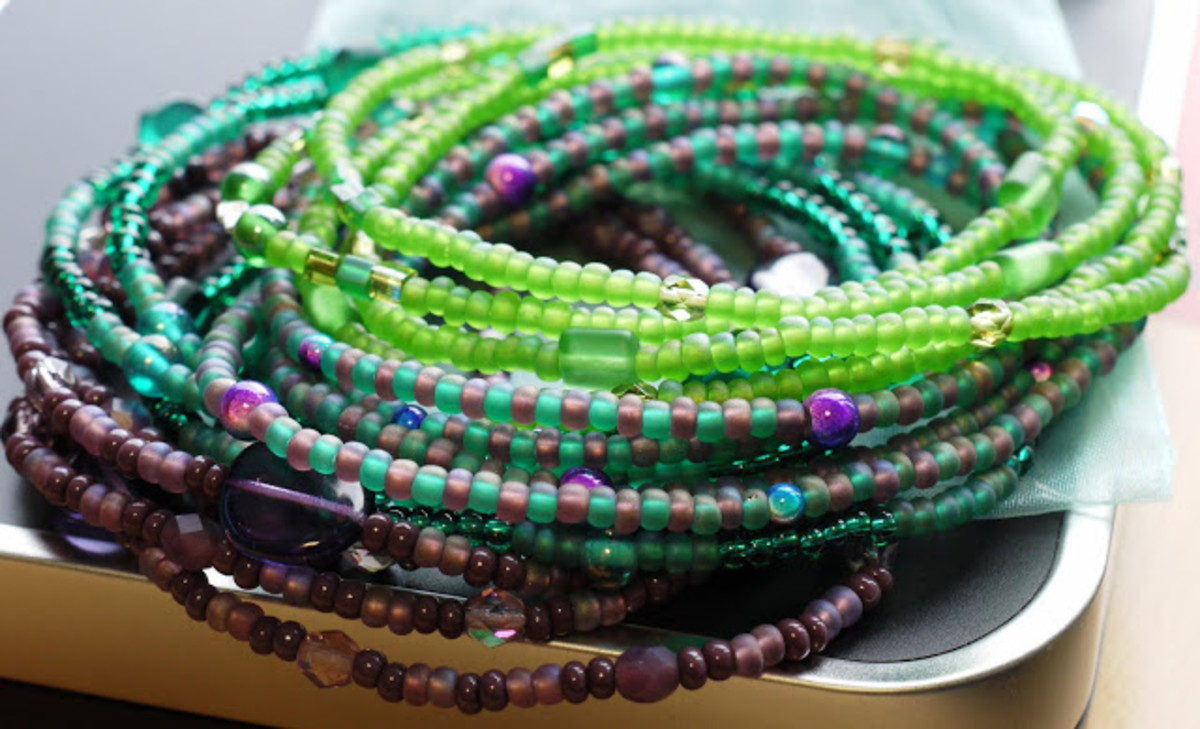 Jigida-The Exotic Traditional African Waist Beads