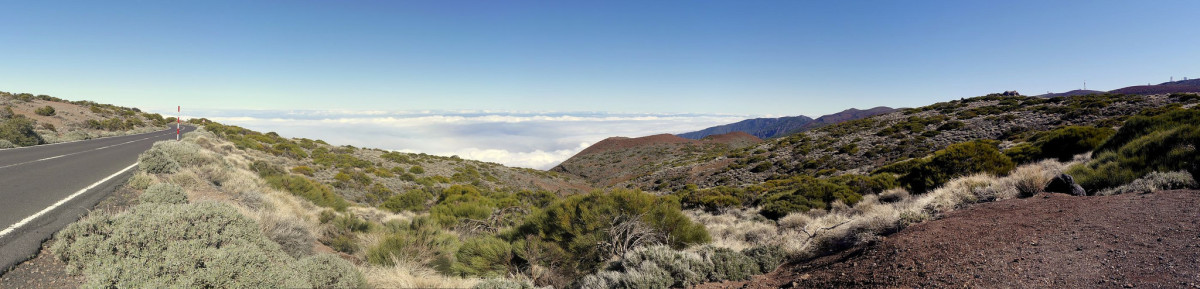 The Best Cycling Climbs in Tenerife
