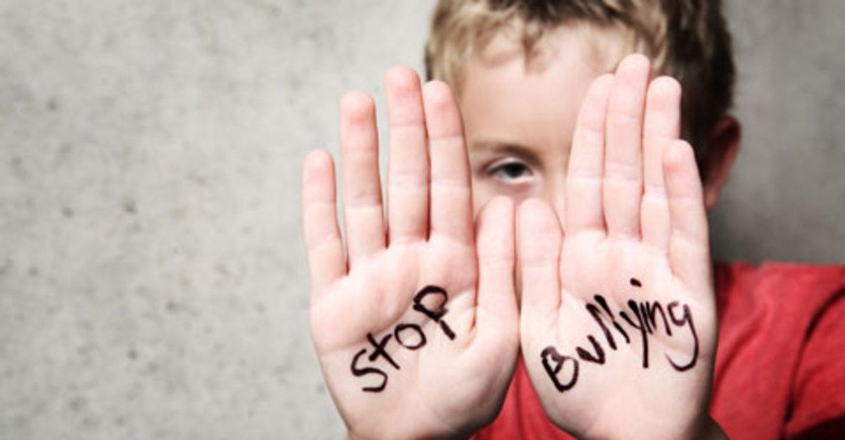 Stop school bullies