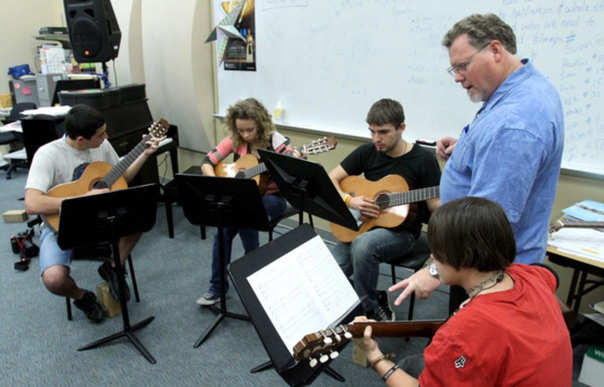 School music teacher