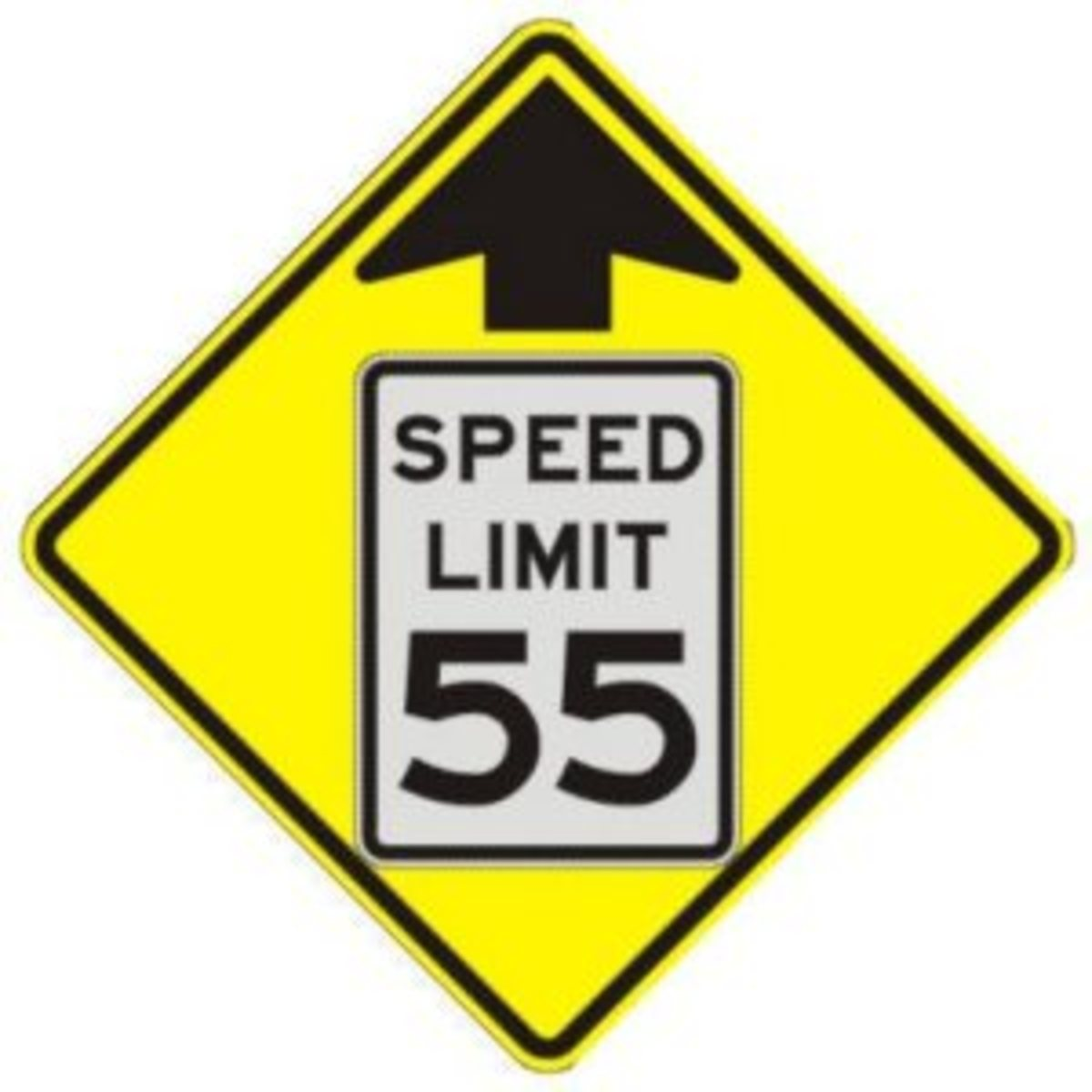 The speed of a moving object has no meaning unless it is measured relative to some reference point or reference frame