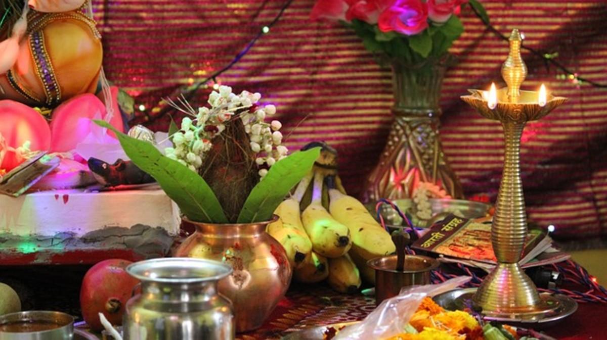 The Goddess of Lakshmi  in Kalisa