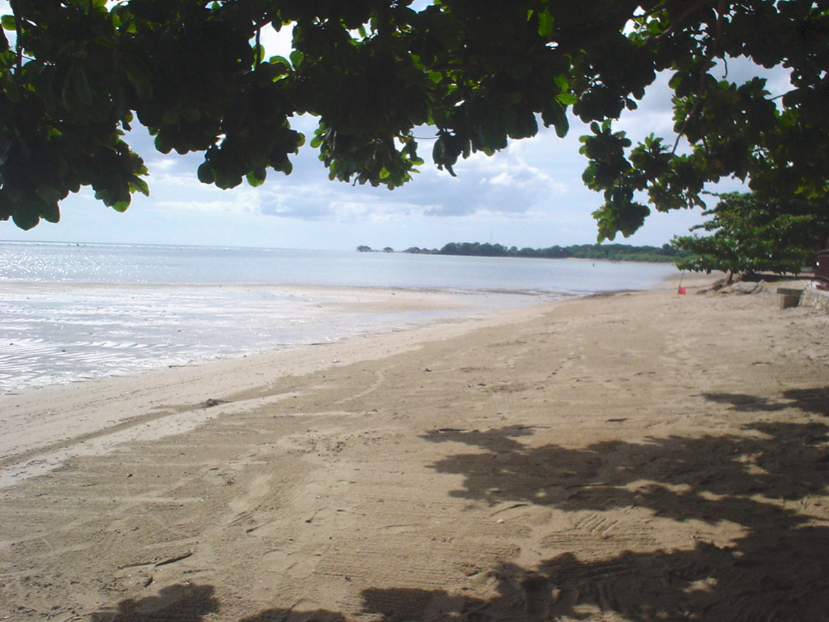 Just a couple of hours away from Manila, you can visit Calatagan, Batangas.